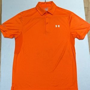 UNDER ARMOUR Polo Shirt Medium